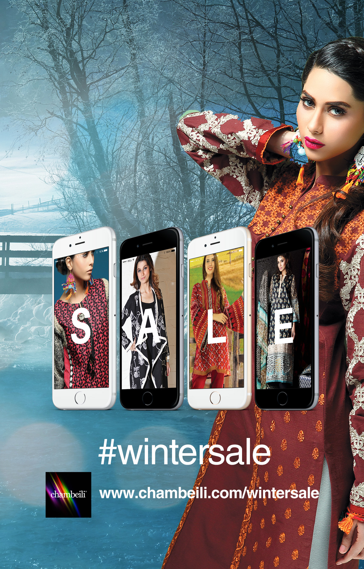 chambeili® Winter Sale 2015