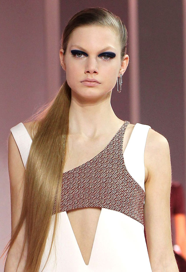 Dior AW15 - Get the Hair Look