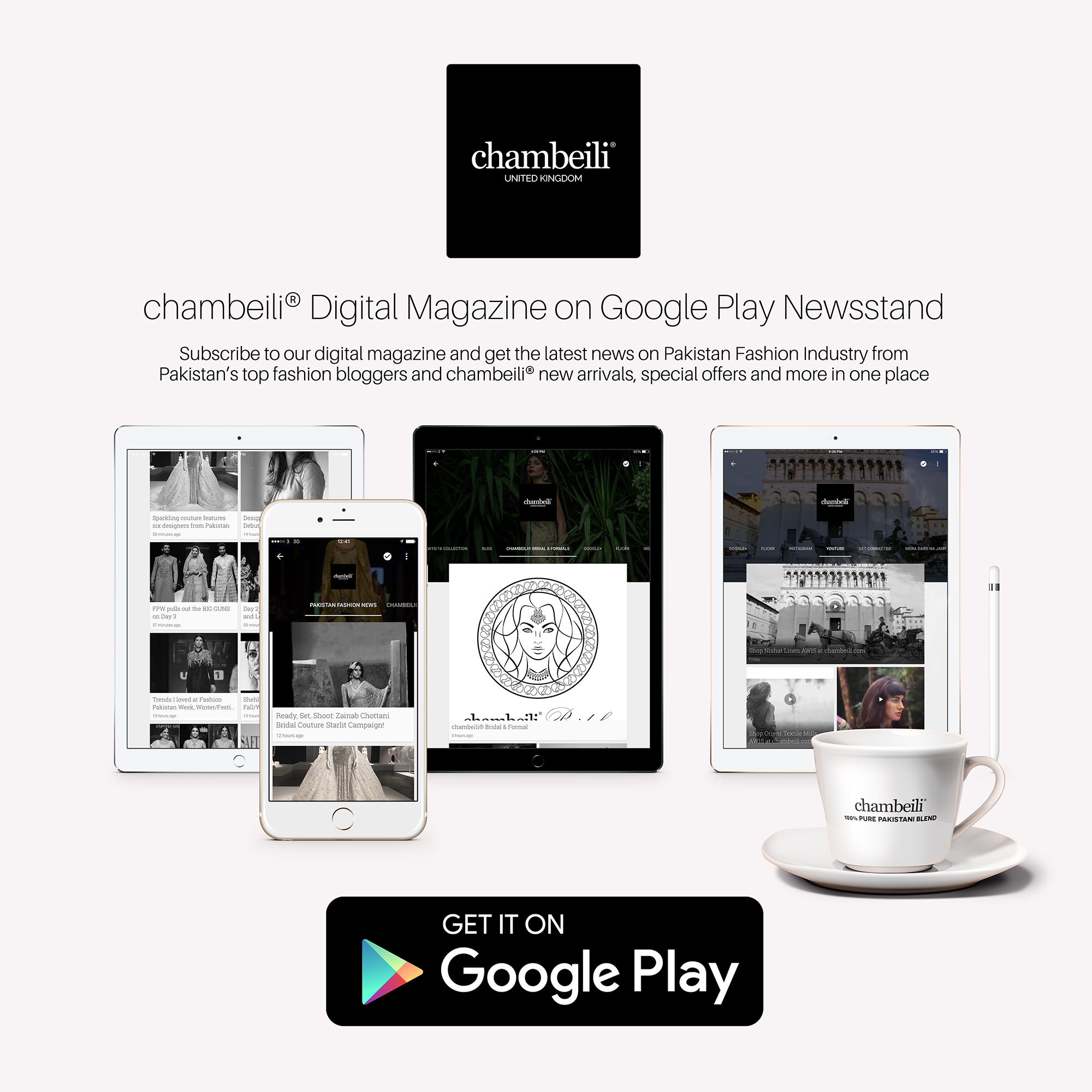 chambeili® Digital Magazine on Google Play Newsstand